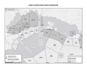 Zoom classificazione zone di produzione